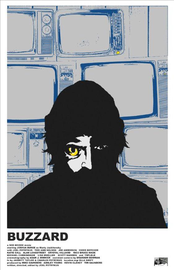 Buzzard Poster #2