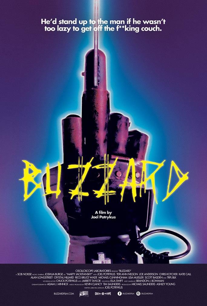 Buzzard Poster #1