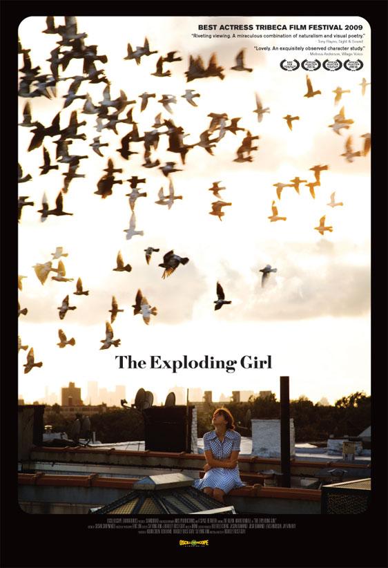 The Exploding Girl Poster #1