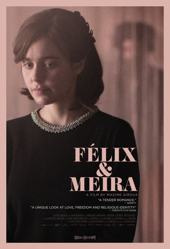 Felix and Meira Poster #1