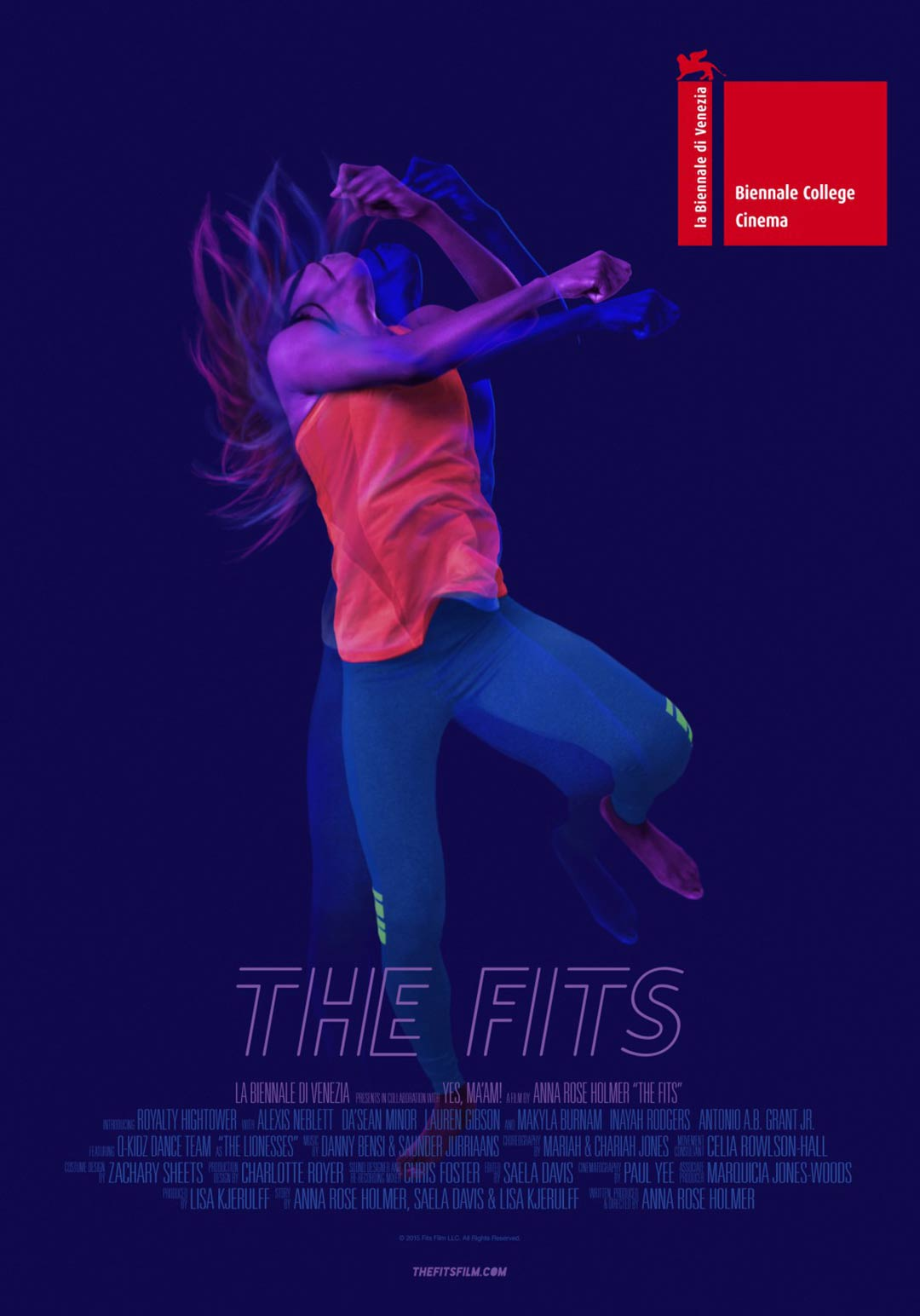 The Fits Poster #3