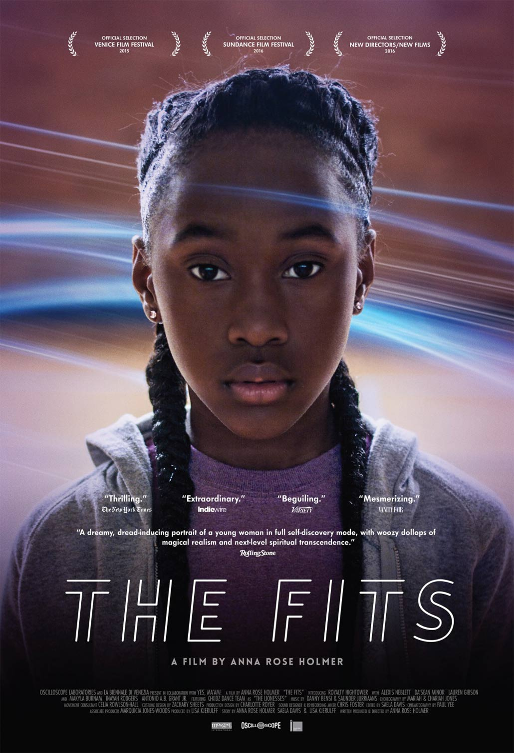 The Fits Poster #1