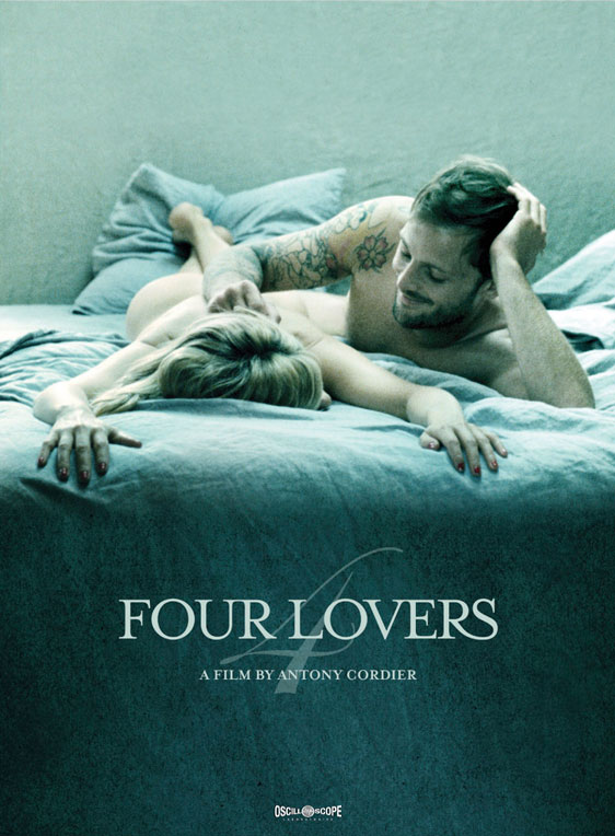 Four Lovers Poster #1