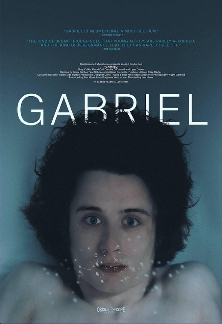 Gabriel Poster #1