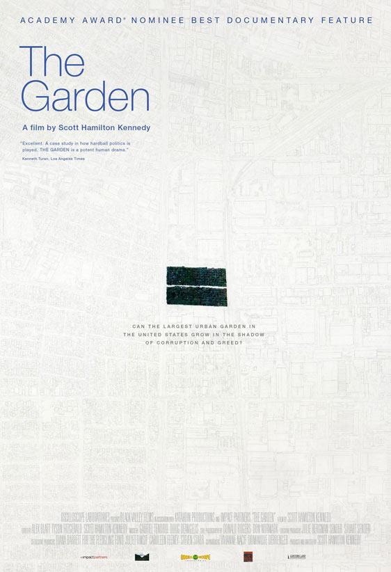 The Garden Poster #1