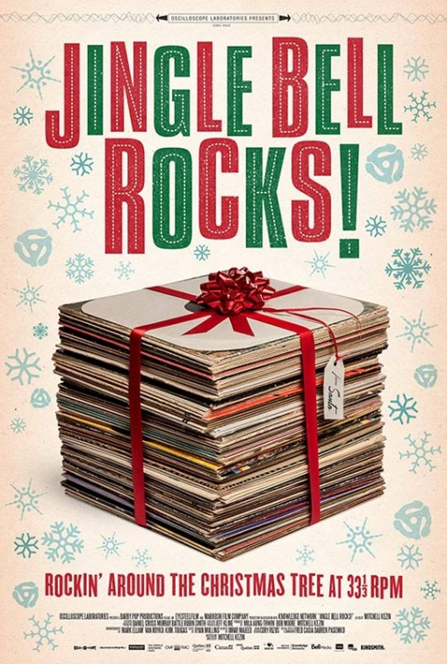 Jingle Bell Rocks! Poster #1