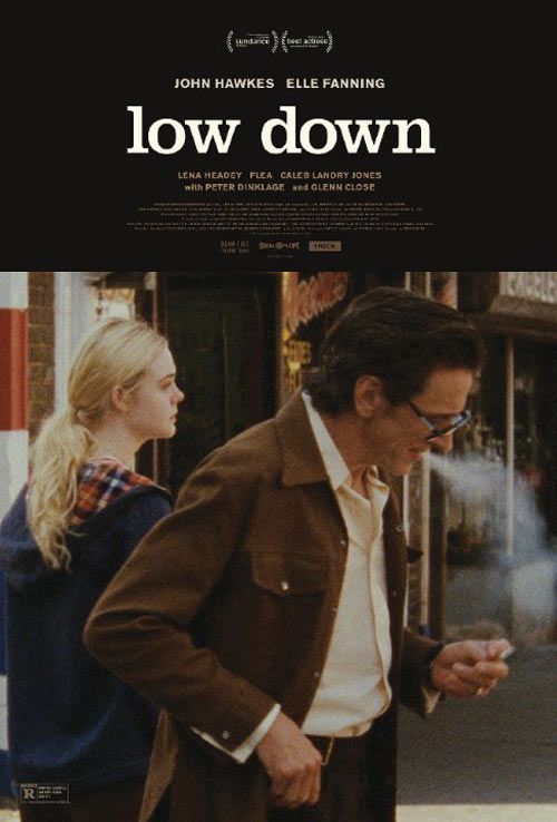 Low Down Poster #1