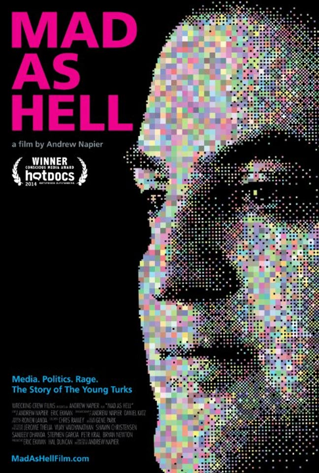 Mad as Hell Poster #1