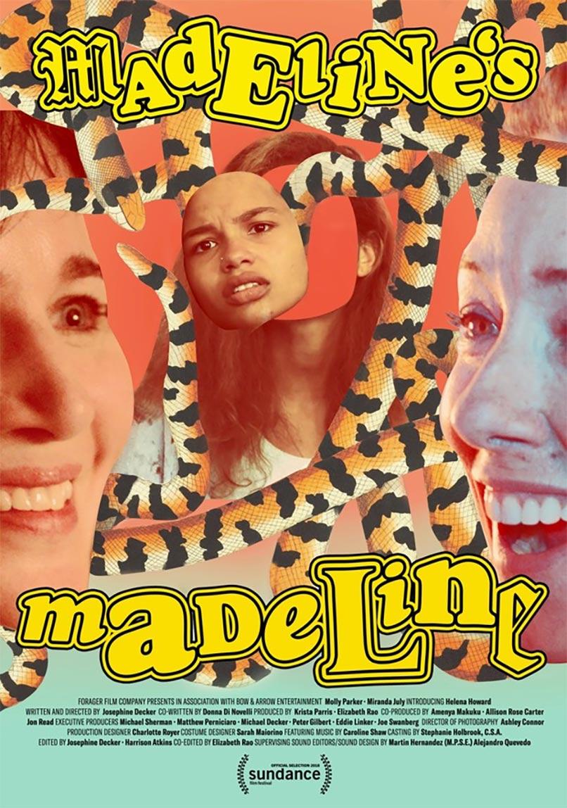 Madeline's Madeline Poster #1