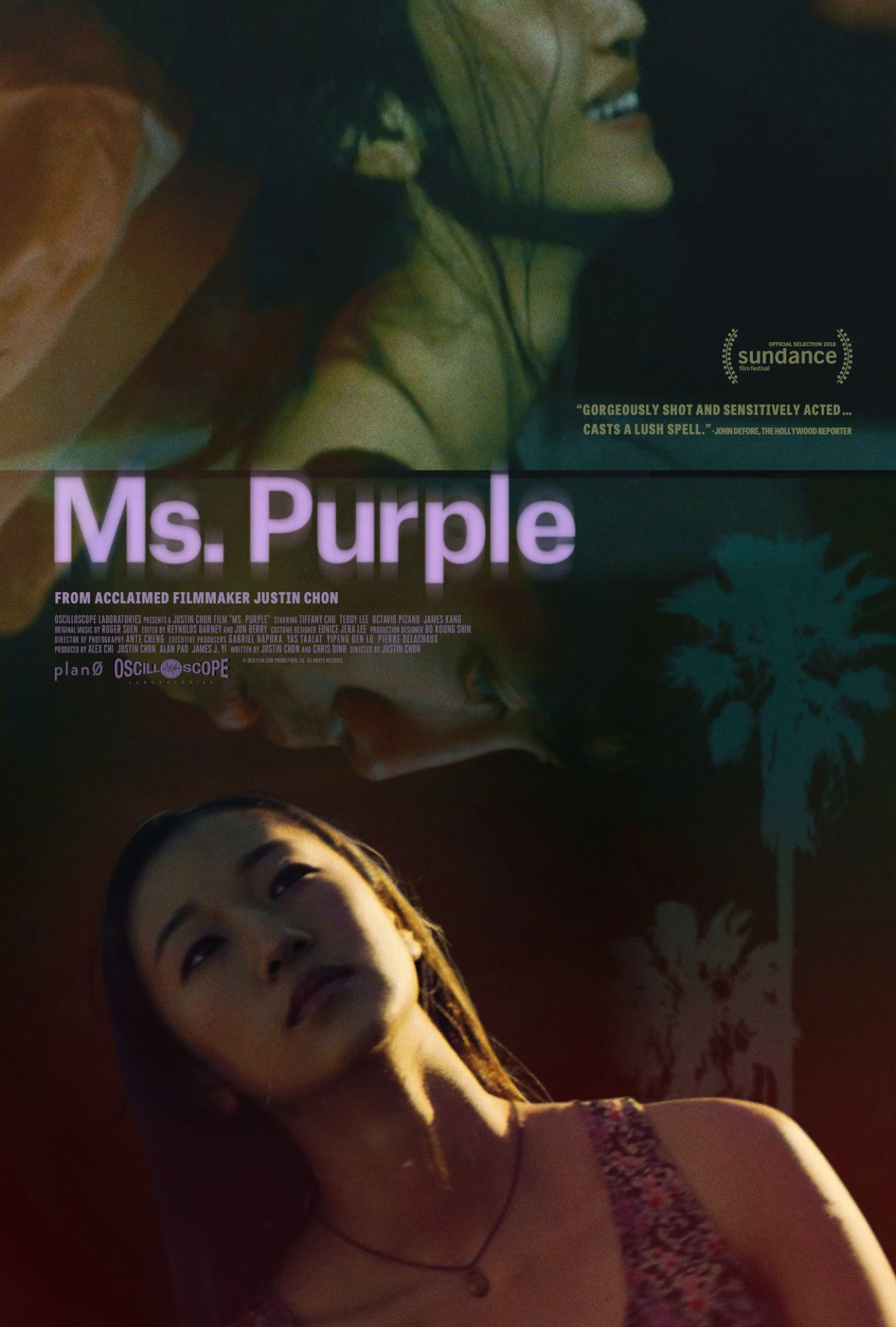 Ms. Purple Poster #1