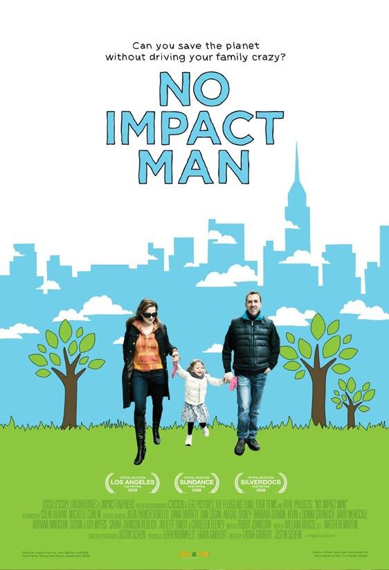 No Impact Man Poster #1