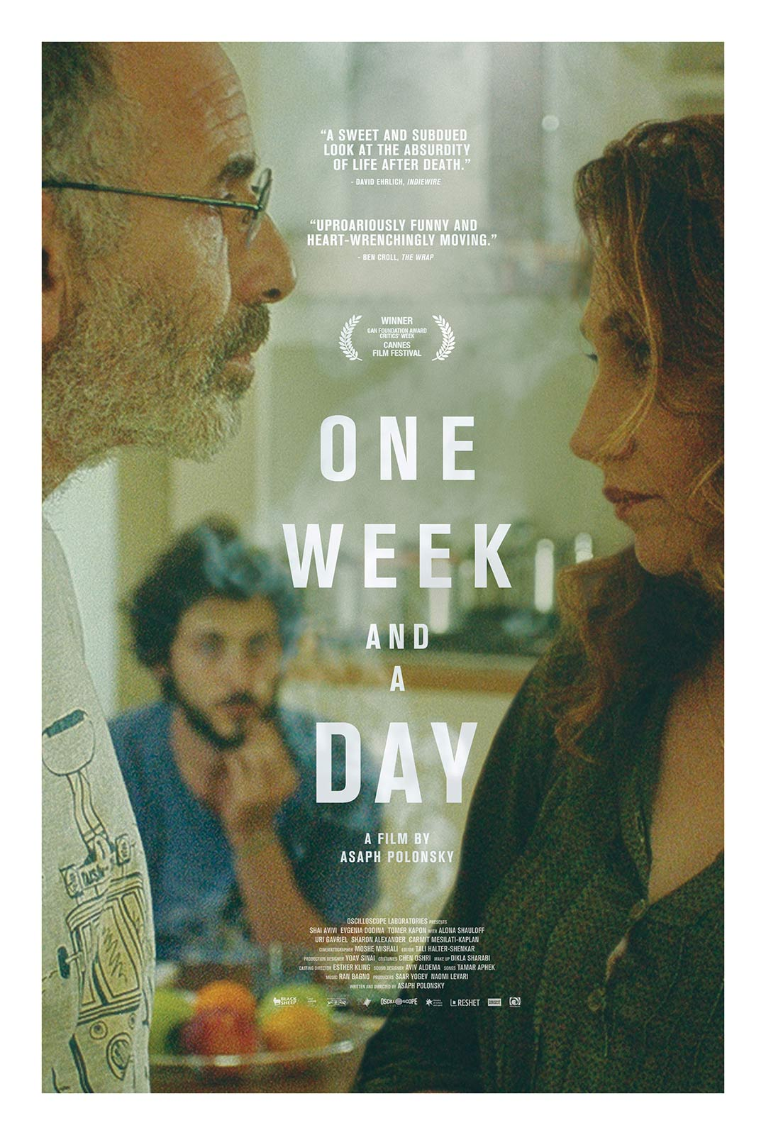 One Week and a Day Poster #1