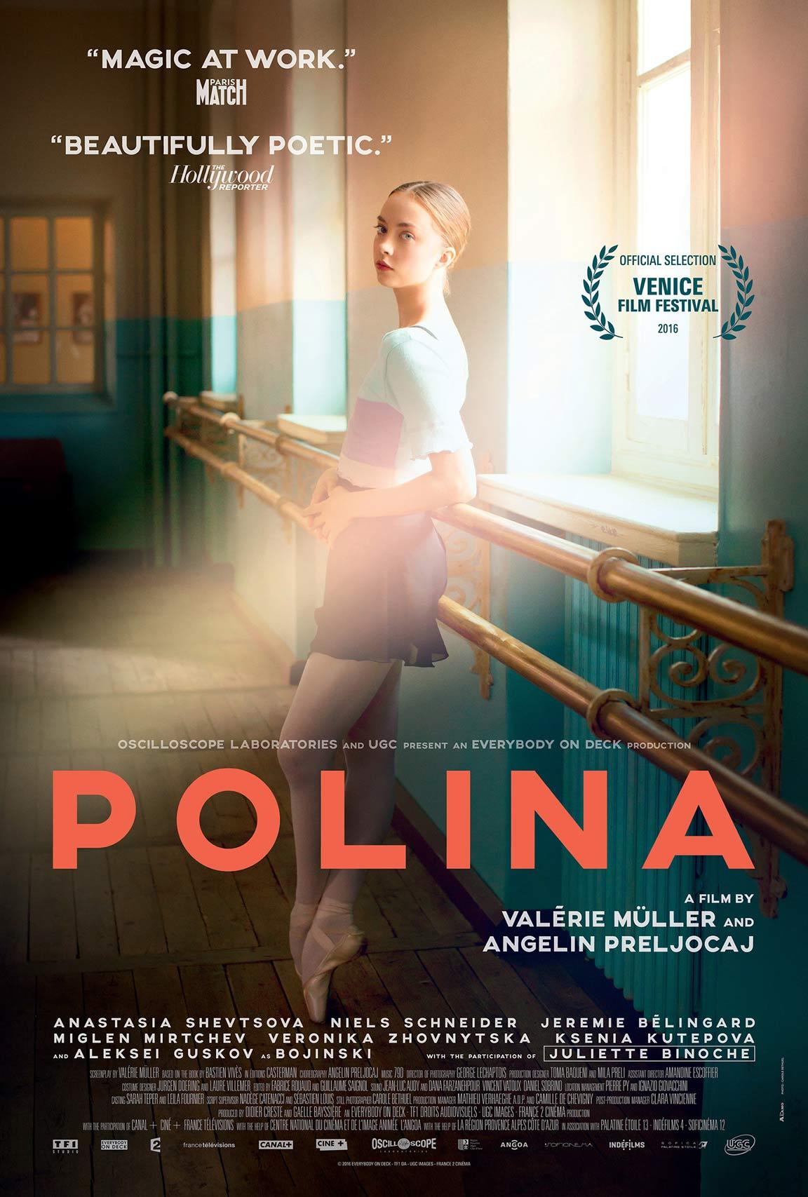 Polina Poster #1