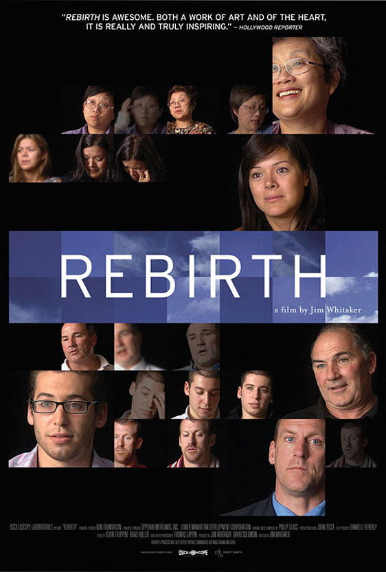 Rebirth Poster #1
