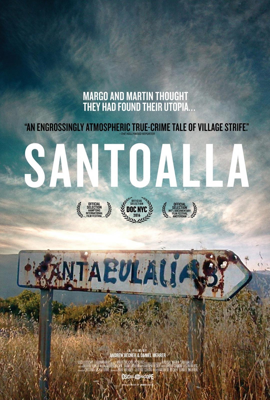 Santoalla Poster #1