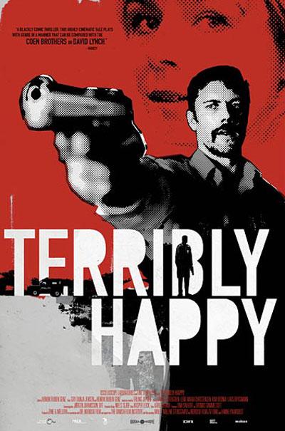 Terribly Happy (Frygtelig lykkelig) Poster #1