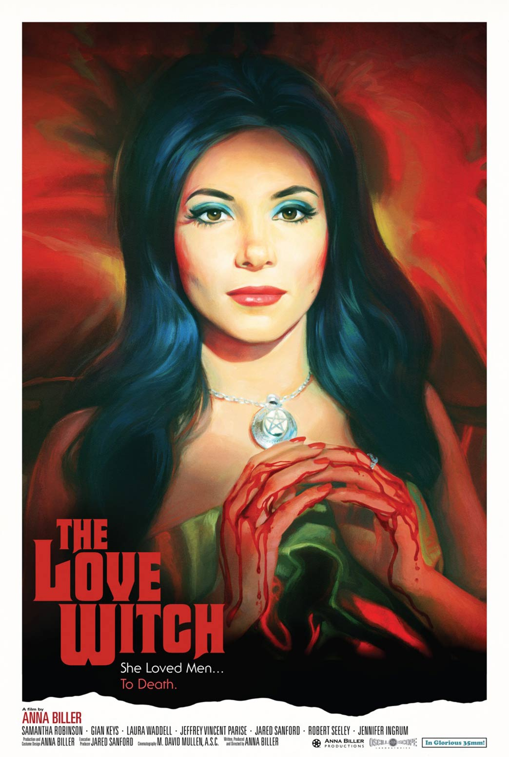 The Love Witch Poster #2