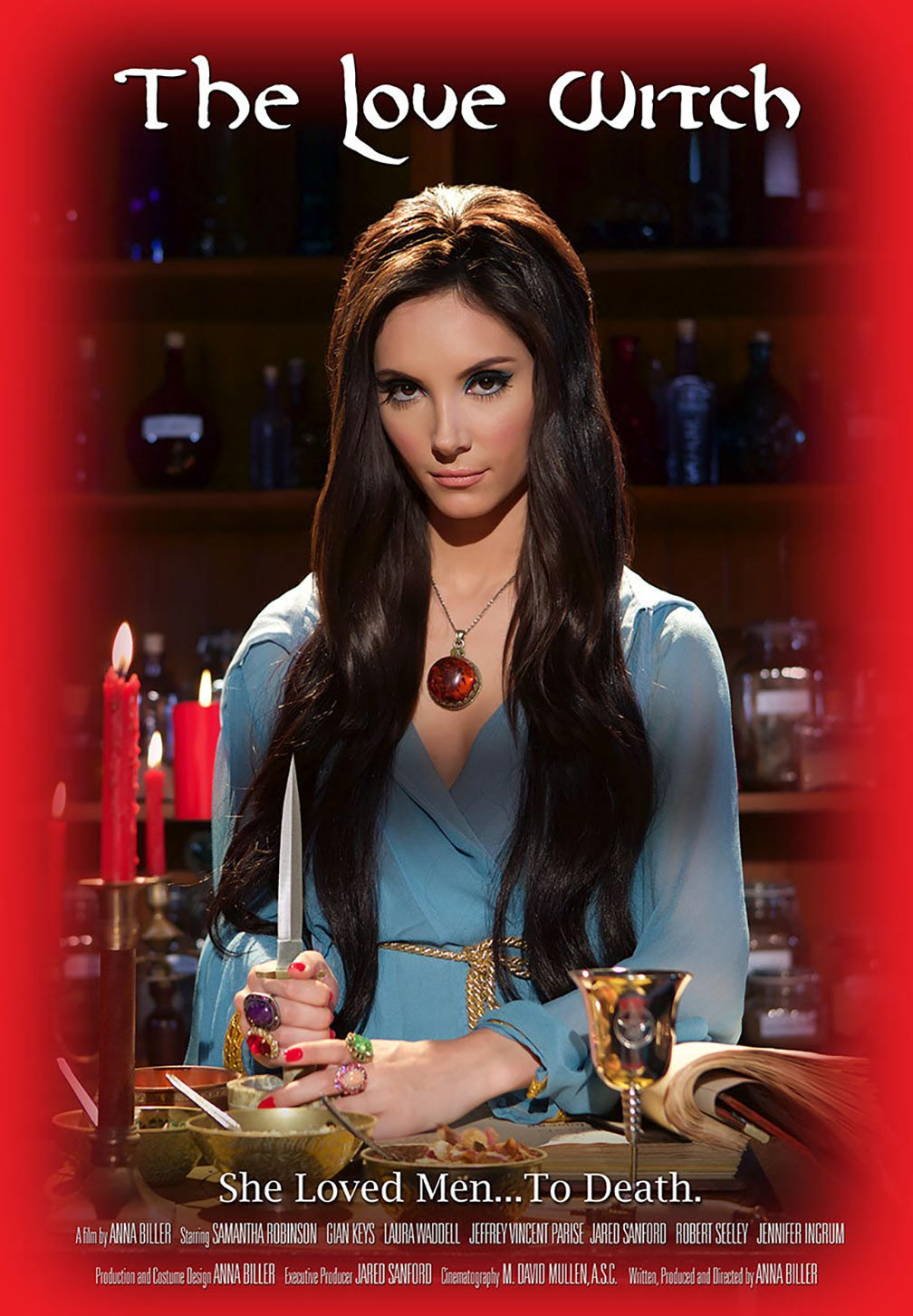 The Love Witch Poster #1
