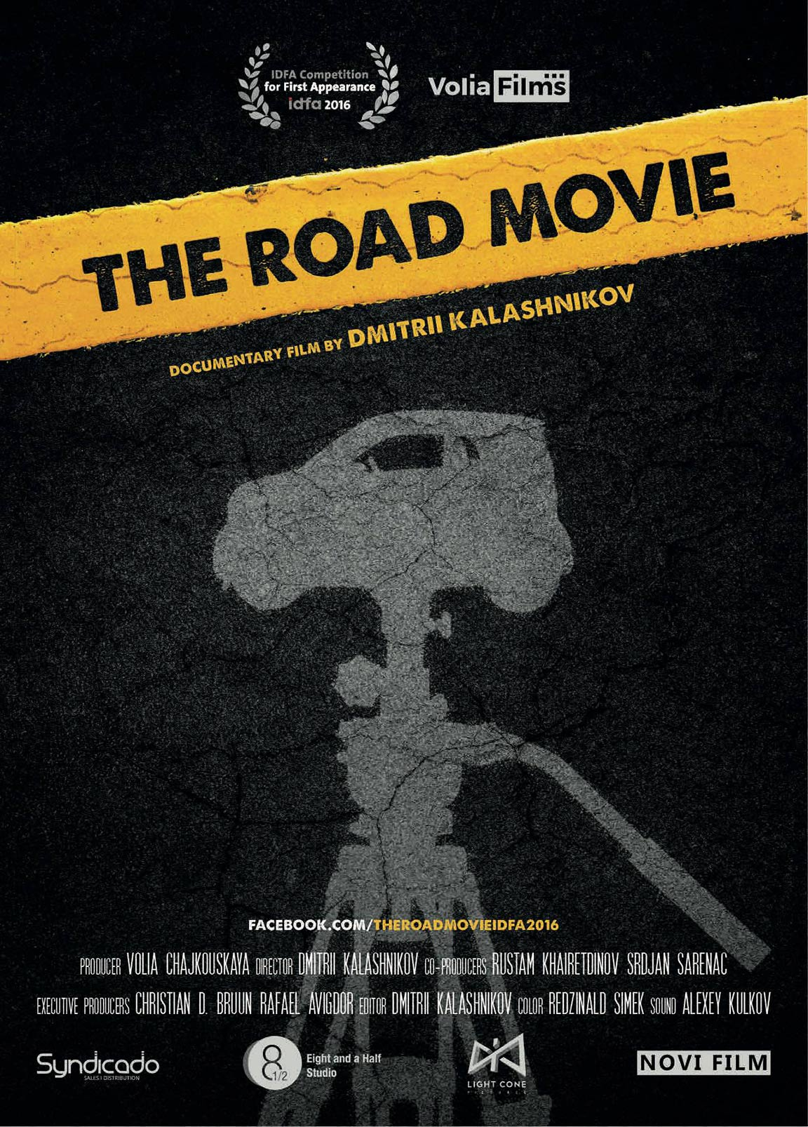 The Road Movie Poster #1