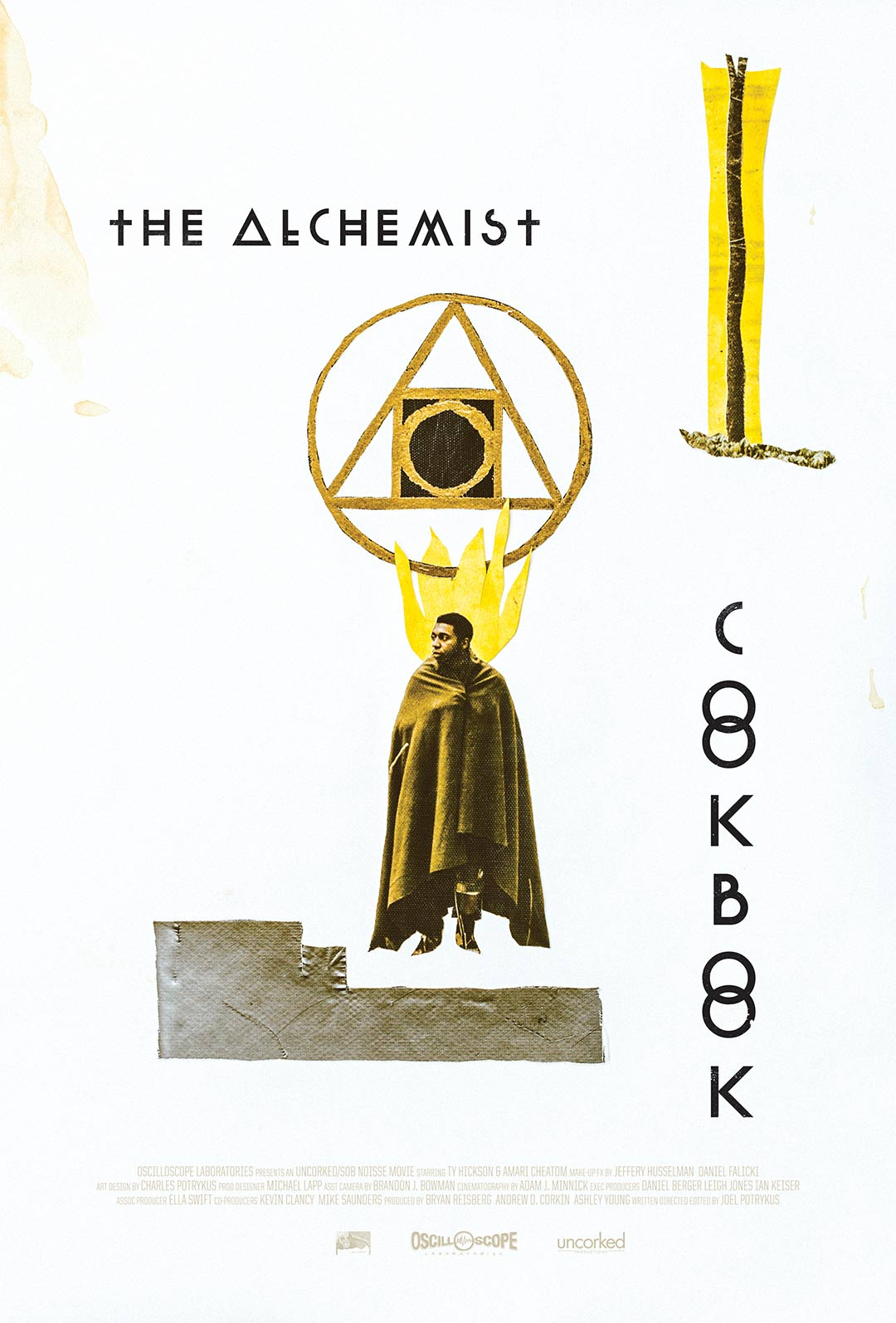 The Alchemist Cookbook Poster #1