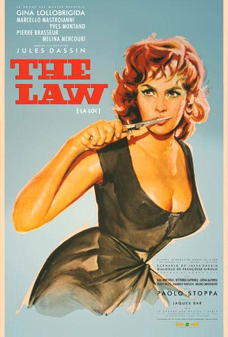 The Law Poster #1
