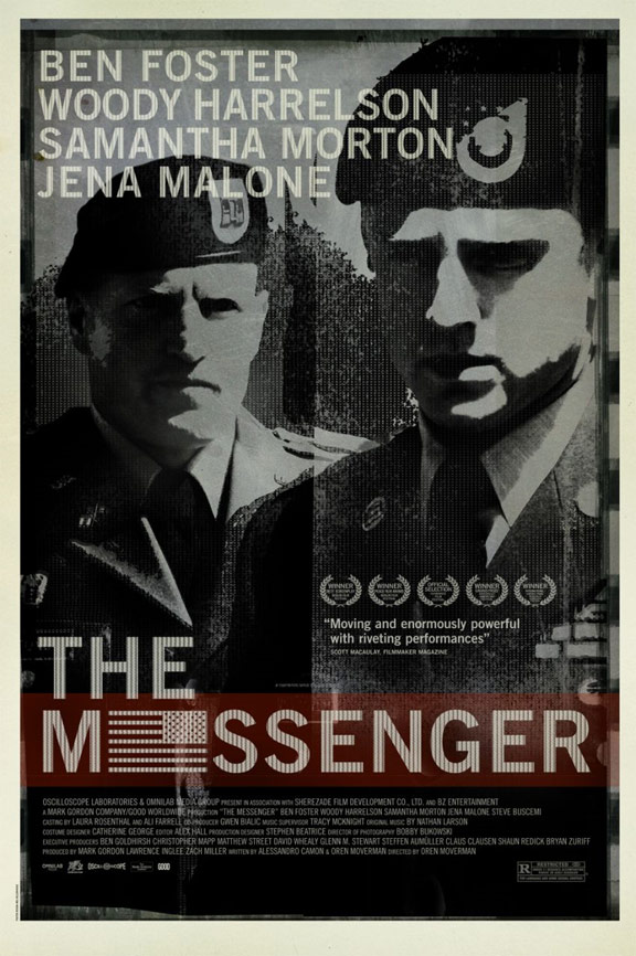 The Messenger Poster #1