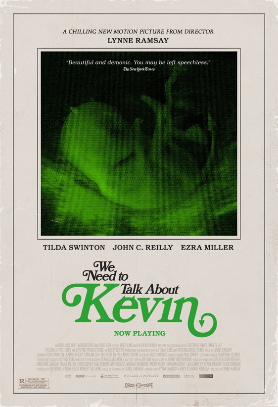 We Need to Talk About Kevin Poster #10