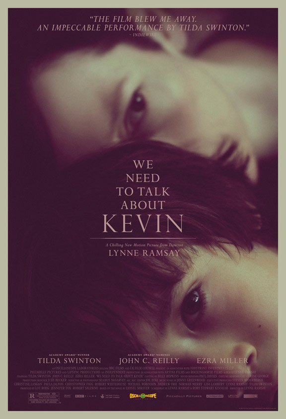 We Need to Talk About Kevin Poster #2