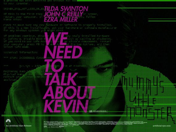 We Need to Talk About Kevin Poster #8