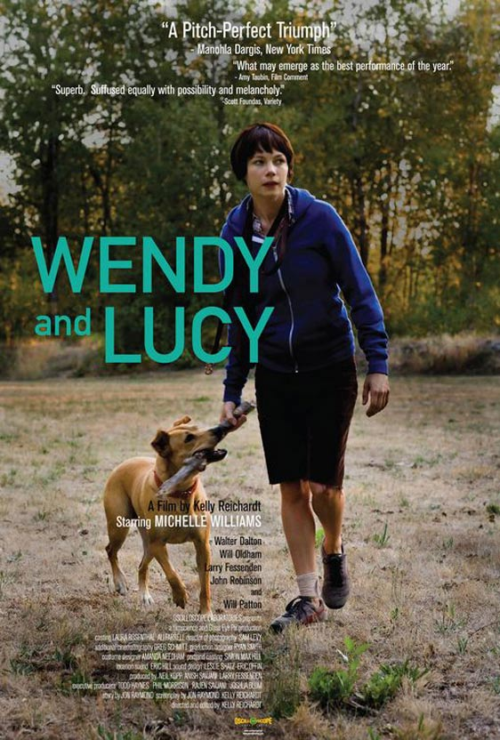 Wendy and Lucy Poster #1
