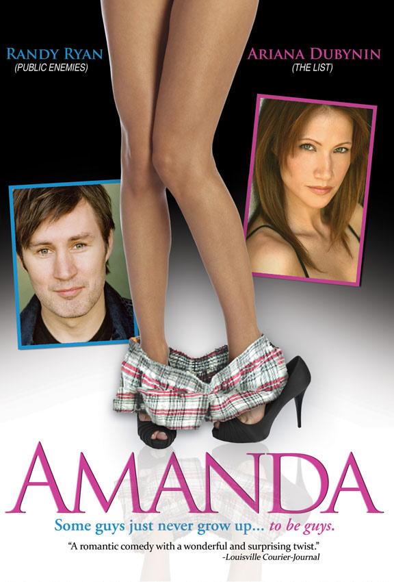 Amanda Poster #1