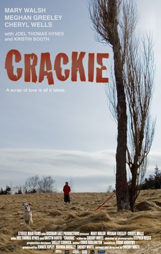 Crackie Poster #1
