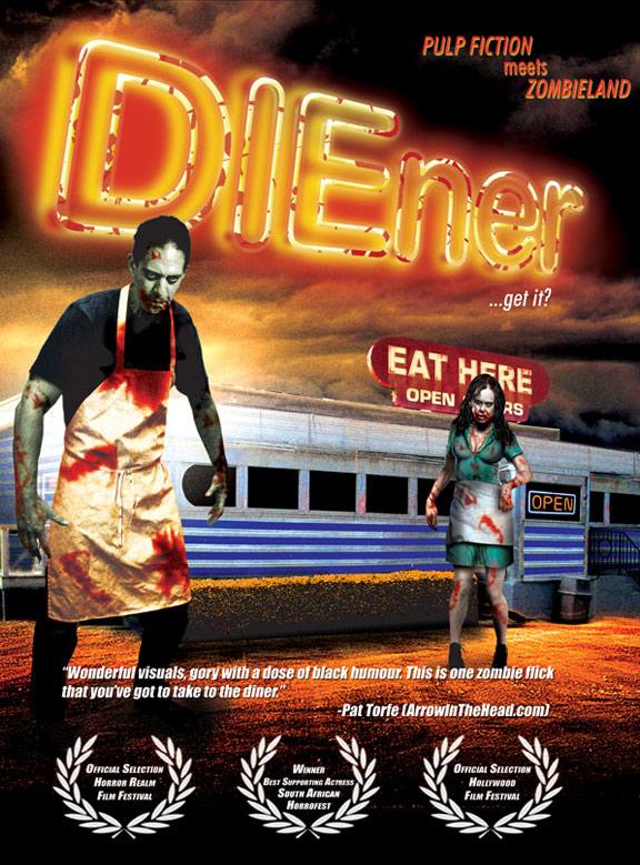 Die-ner (Get It?) Poster #2