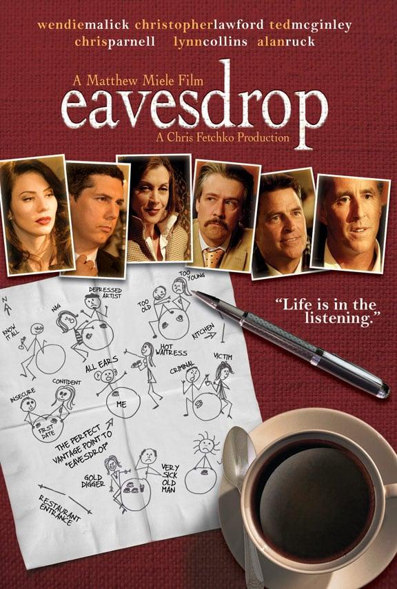 Eavesdrop Poster #1