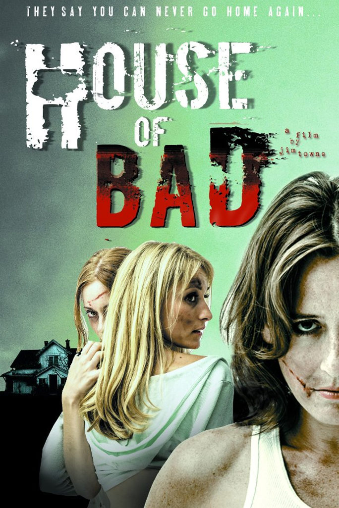 House of Bad Poster #1