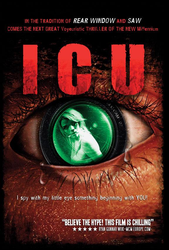 I.C.U. Poster #1