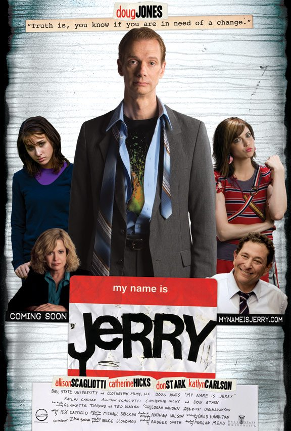 My Name Is Jerry Poster #1