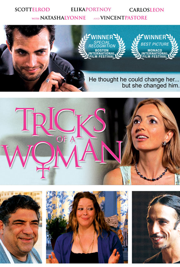 Tricks of a Woman Poster #1