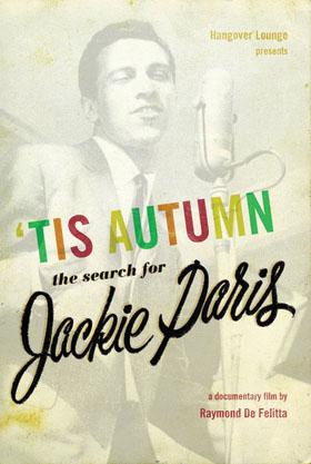 'Tis Autumn: The Search for Jackie Paris Poster #1