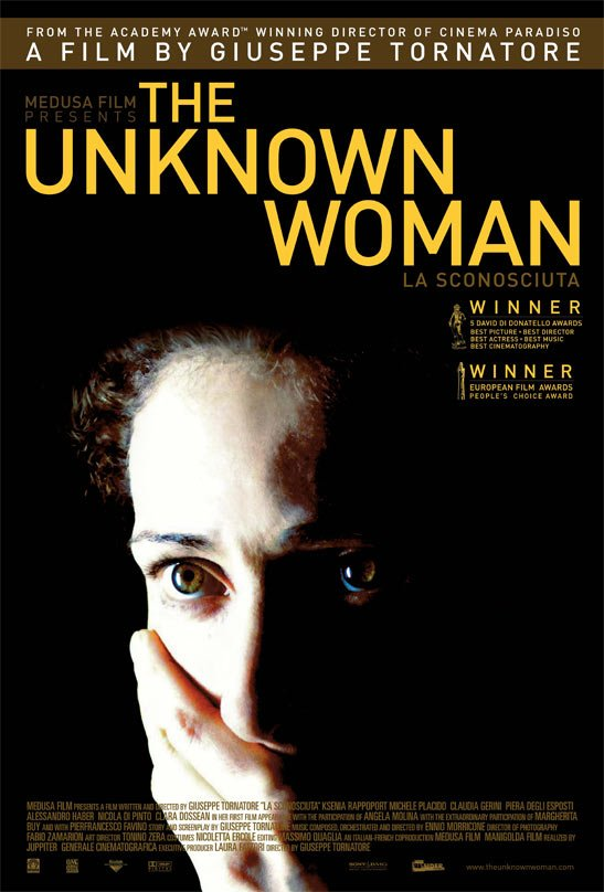 The Unknown Woman Poster #1