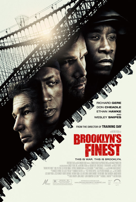 Brooklyn's Finest Poster #1