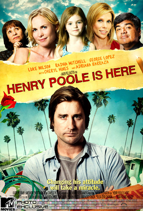 Henry Poole is Here Poster #1