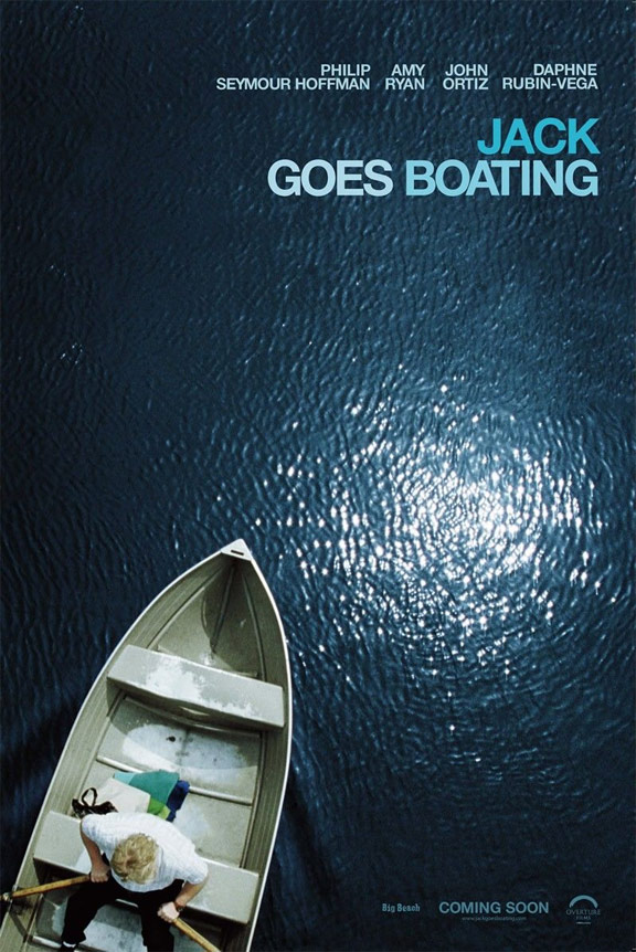 Jack Goes Boating Poster #1