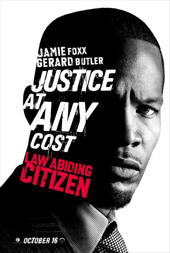 Law Abiding Citizen Poster #2