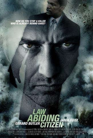 Law Abiding Citizen Poster #3