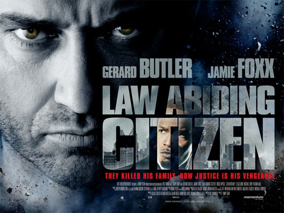 Law Abiding Citizen Poster #8