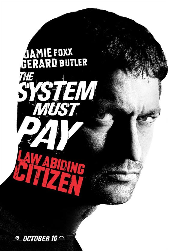 Law Abiding Citizen Poster #1