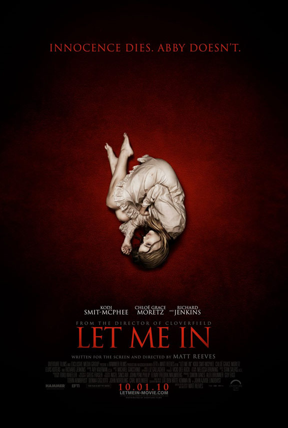 Let Me In Poster #5