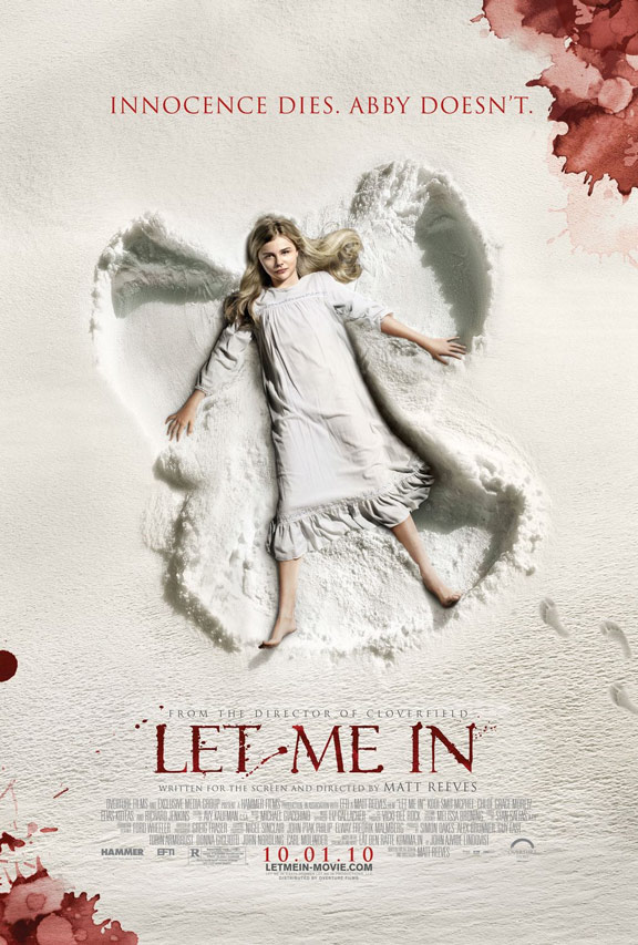 Let Me In Poster #6