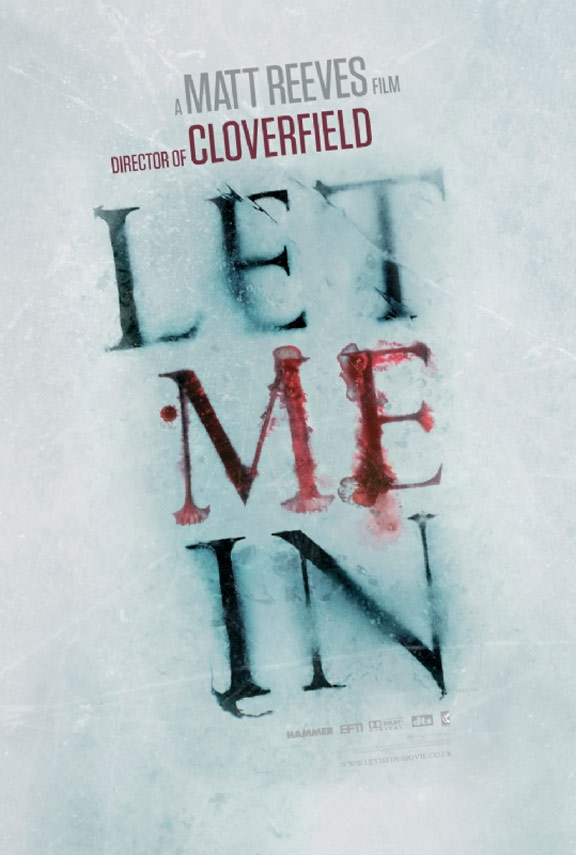 Let Me In Poster #1